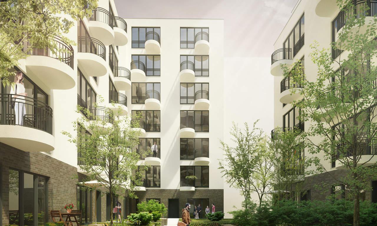 Kondor Wessels errichtet Wohn- und Geschäftshaus in Friedrichshain für SAVVY Group